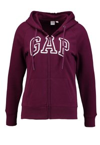 GAP - FASH - Zip-up hoodie - beach plum - 0