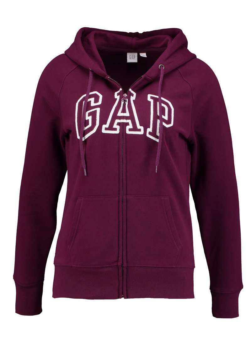 GAP - FASH - Zip-up hoodie - beach plum