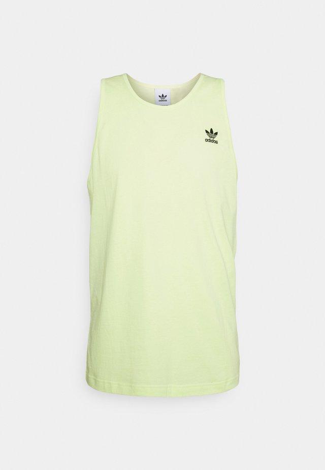 ESSENTIALS TANK UNISEX - Top - pulse yellow