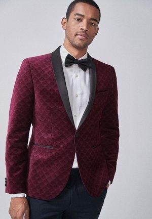 TUXEDO  - Blazer jacket - red