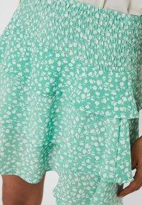Vero Moda - A-line skirt - neptune green - 3
