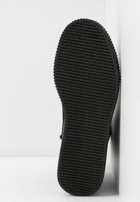 Laura Biagiotti - Šněrovací kotníkové boty - black - 6