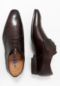Giorgio 1958 - Elegantní šněrovací boty - scandicci porcino - 1