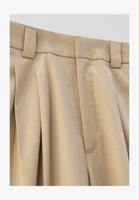 Kalhoty - beige