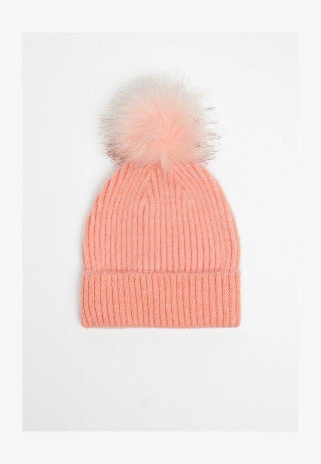 MIT POMPON  - Bonnet - pink