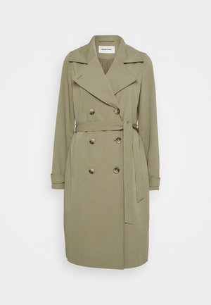 HIRO - Trenchcoats - light khaki