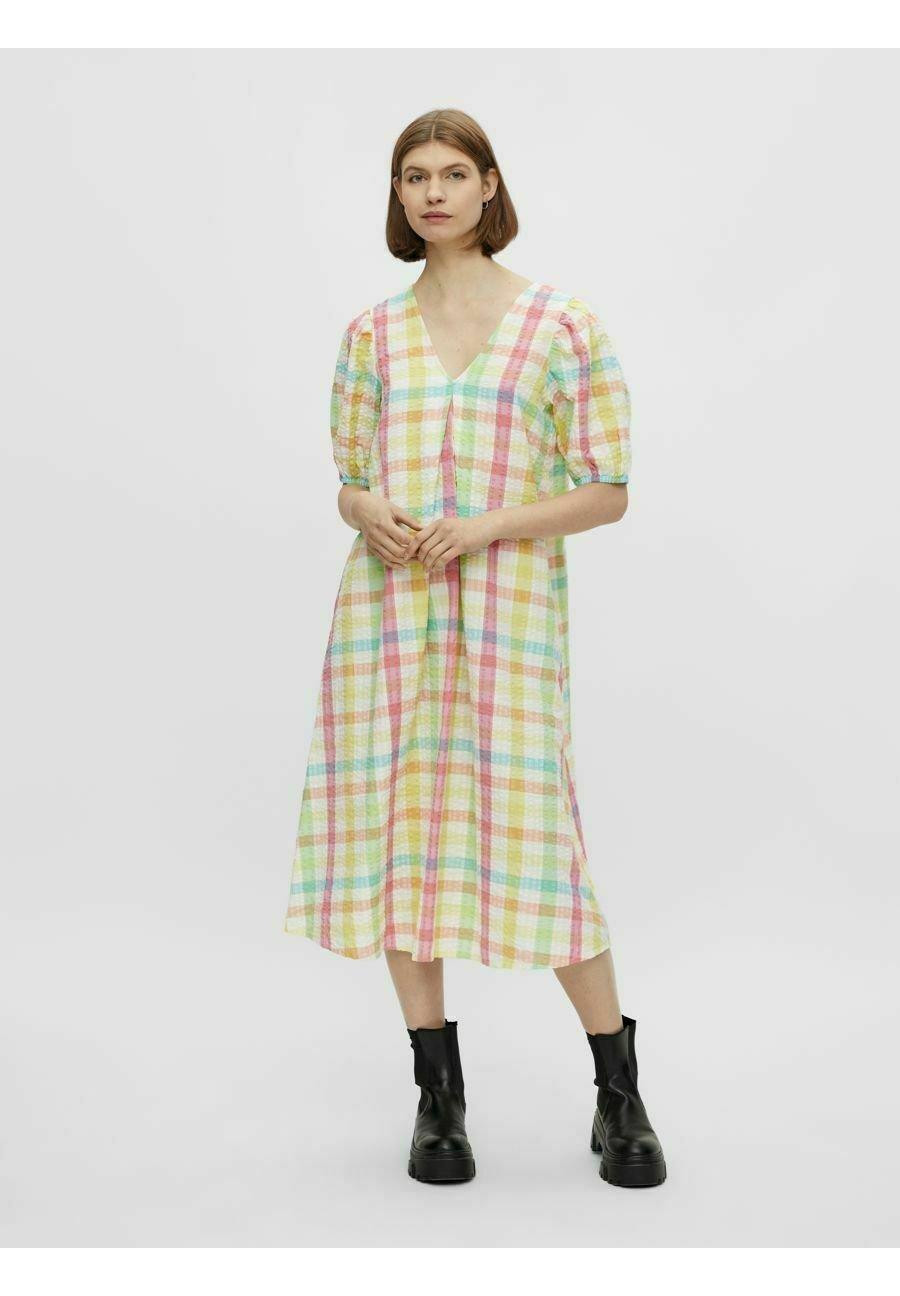 Mujer SEERSUCKER - Vestido informal