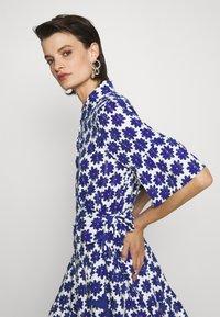 Diane von Furstenberg - BEATA DRESS - Shirt dress - true blue - 4