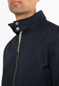 Threadbare - HAYMARKET HARRINGTON - Light jacket - blau - 3