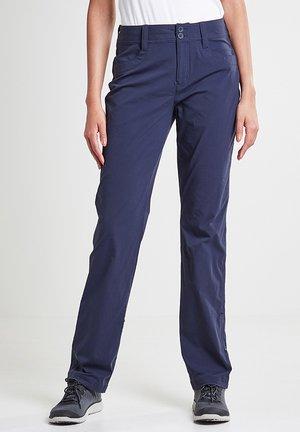 SIGHTSCAPE HORIZON - Trousers - atlantik