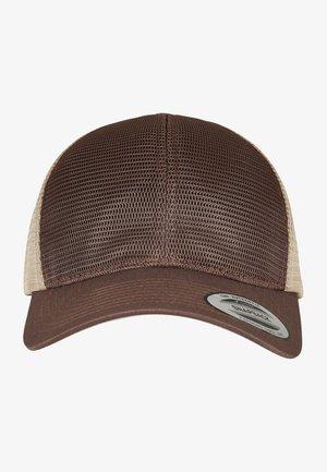 OMNIMESH TONE - Cap - brown khaki