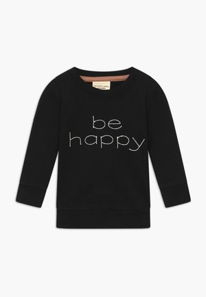 BE HAPPY BABY - Mikina - black
