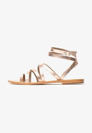 TEKOA  - Sandals - rose gold
