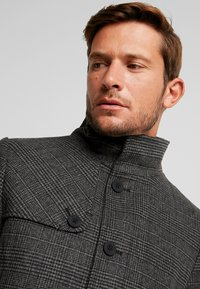 TOM TAILOR - 2 IN 1 - Classic coat - dark grey - 3