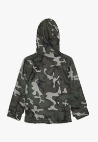 Volcom - RIPLEY INS JACKET - Snowboard jacket - green/black - 1
