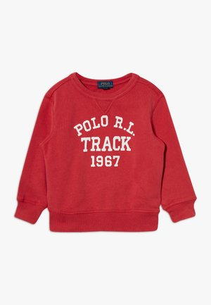 Sweater - spring red