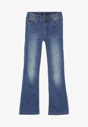 Džíny Bootcut - medium blue denim