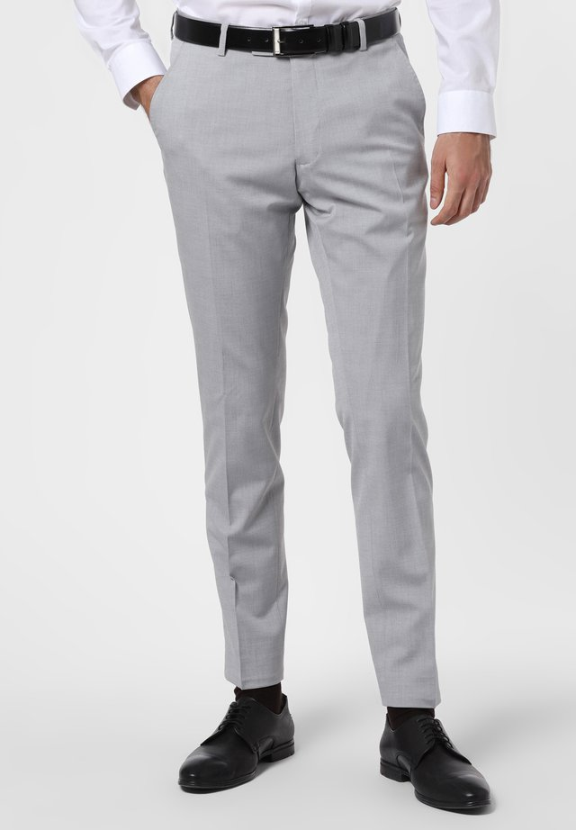 KALIFORNIA - Suit trousers - grau