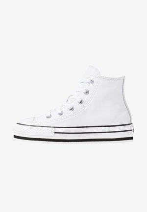 CHUCK TAYLOR ALL STAR PLATFORM - Sneakers alte - white/black