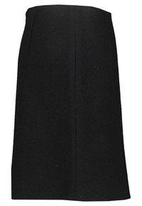 Marc O'Polo - ROCK - A-line skirt - black - 3