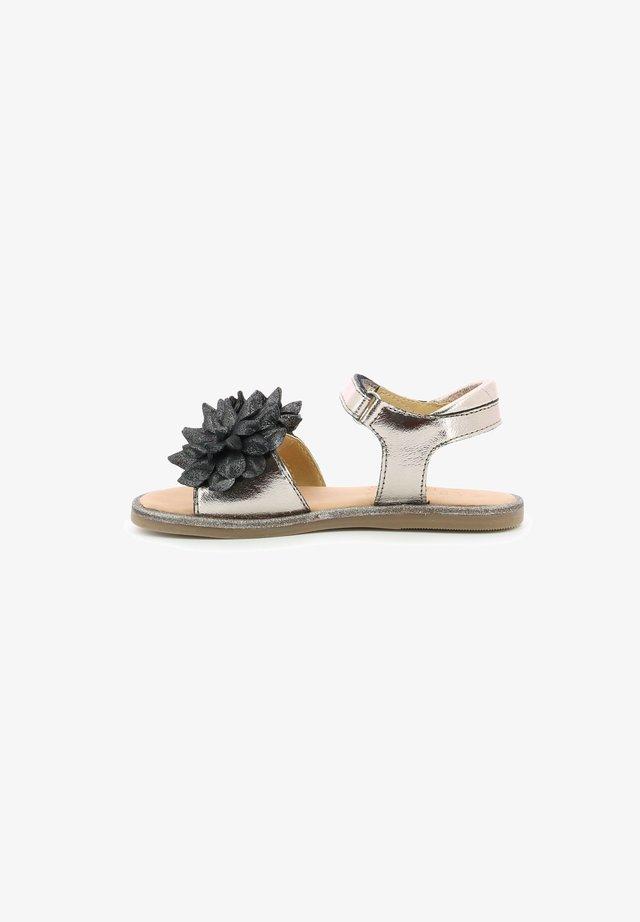 PAMINA - Sandals - gris