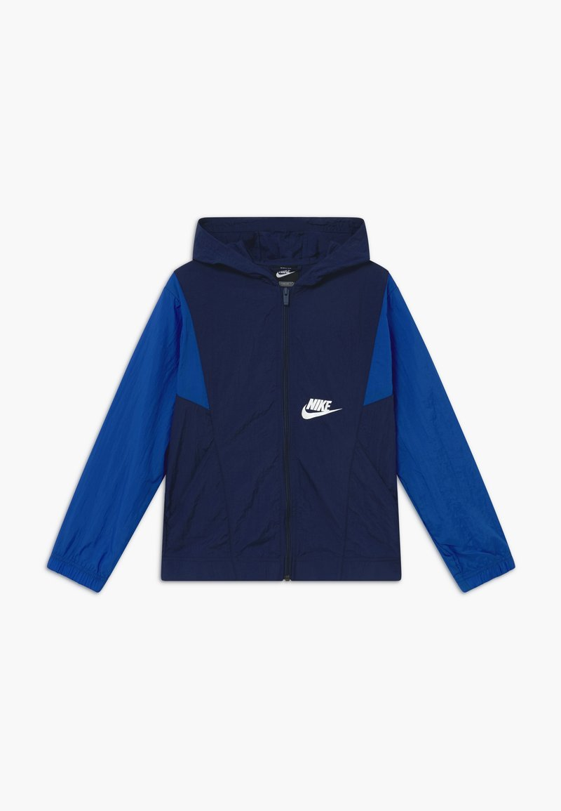 Nike Sportswear - JACKET - Light jacket - midnight navy/game royal/white