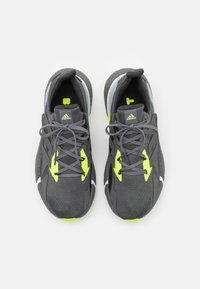 adidas Performance - X9000L4 UNISEX - Sneakersy niskie - grey five/carbon - 3