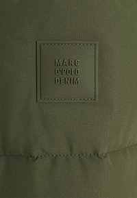 Marc O'Polo DENIM - ARCTIC EXPEDITION PUFFER COAT LONG - Winter coat - utility olive - 2