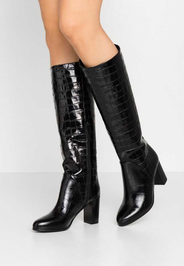 Laarzen - noir