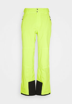 ACHIEVE PANT - Schneehose - lime punch
