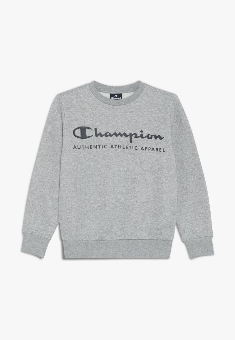 Champion - AMERICAN CLASSICS CREWNECK  - Collegepaita - grey melange/navy