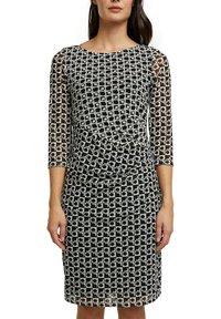 Esprit Collection - Shift dress - black - 4