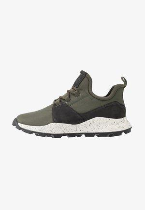 BROOKLYN OXFORD - Sneakers laag - dark green