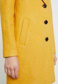 comma casual identity - Classic coat - yellow - 5