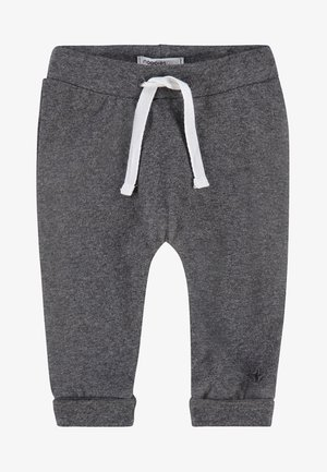 MELISSA - Trousers - Dark grey melange