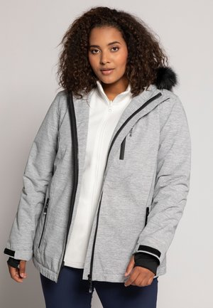 3-IN-1 - Soft shell jacket - offwhite