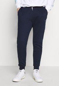Hollister Co. - Pantalones deportivos - navy - 0