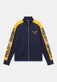 Polo Ralph Lauren - TRACK - Sportovní bunda - cruise navy - 0