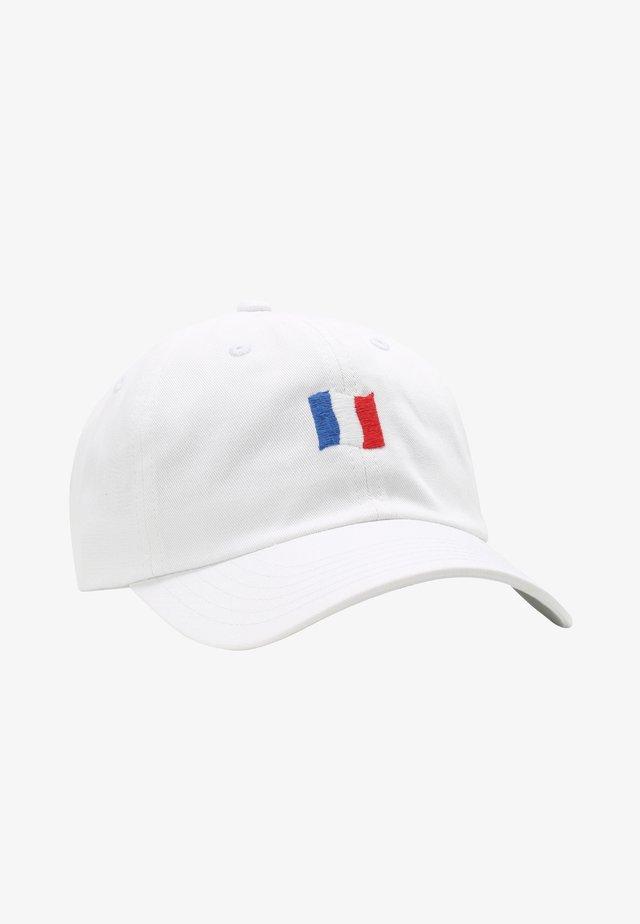 Casquette - weiß