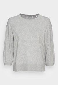 stony grey melange