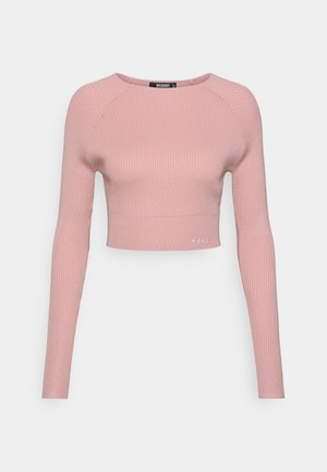 LONG SLEEVE - Jumper - pink
