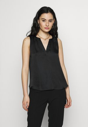 SOFT - Blouse - black