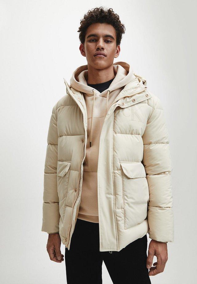ECO - Winter jacket - irish cream