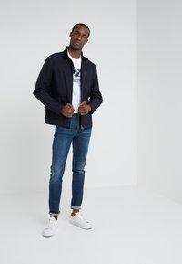 Barbour International - FARLEIGH CASUAL - Summer jacket - dark indigo - 1