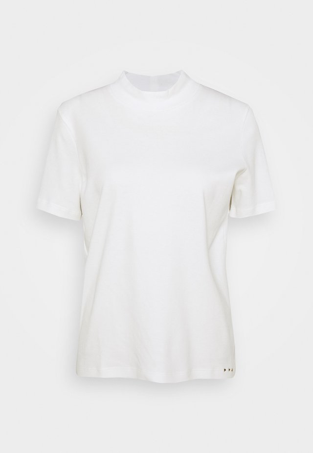 T-shirt basic - pristine white