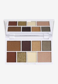 I Heart Revolution - I HEART REVOLUTION WHITE GOLD MINI CHOCOLATE EYESHADOW PALETTE - Eyeshadow palette - multi - 0