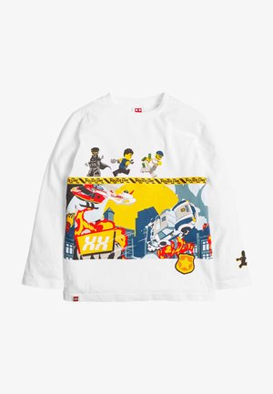 LEGO CITY T-SHIRT - Long sleeved top - white