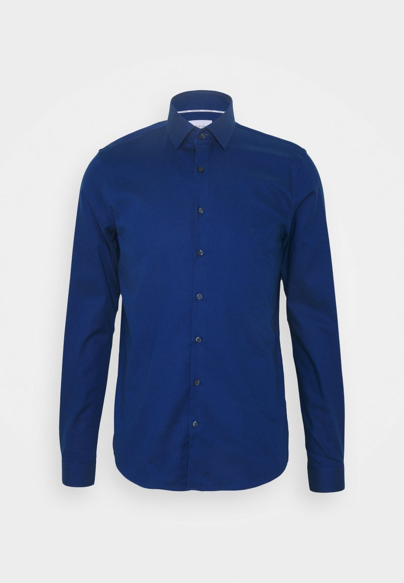 Calvin Klein Tailored - EXTRA SLIM FIT - Skjorta - blue