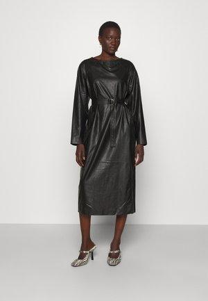 PIXIE DRESS - Day dress - black