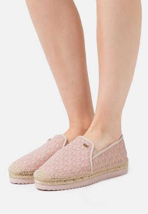 HASTINGS SLIP ON - Espadrilky - ballet
